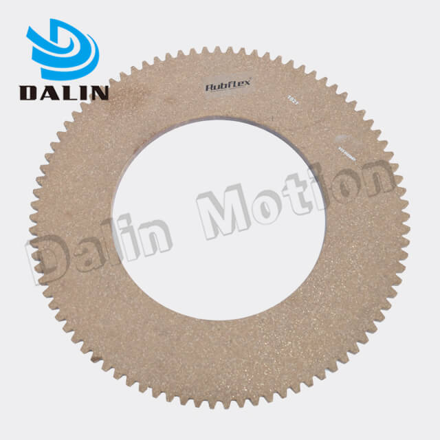 WPT 21 Inch Gear Tooth Friction Disc W21-07-904